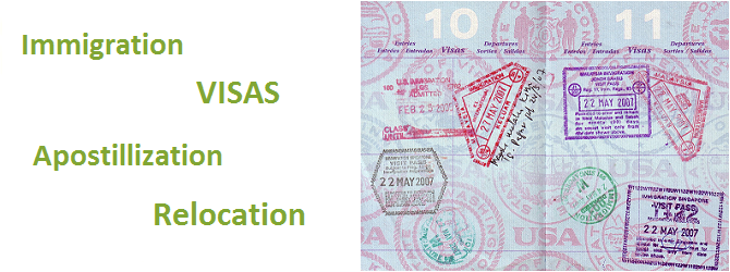 Help with understanding and getting of your VISA