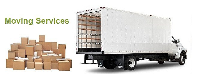 Flexible, fast, reliable - that is our Moving service.