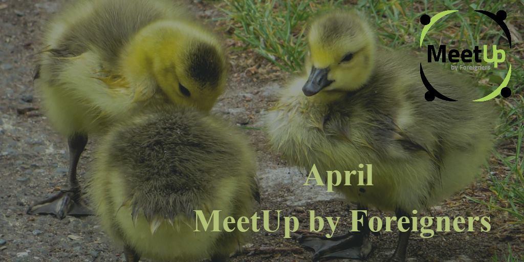 April MeetUp