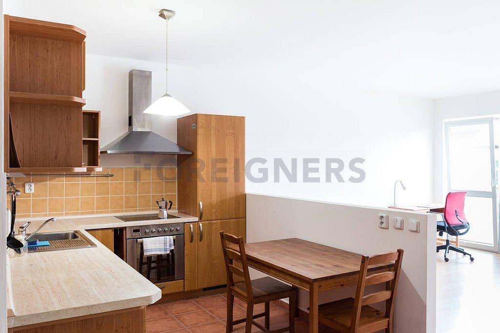 Studio 1 kk apartment for rent in brno for Design apartment udolni brno