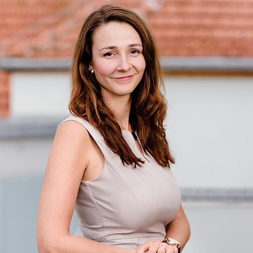 Andrea Tkačuková ve finále soutěže Žena regionu 2018